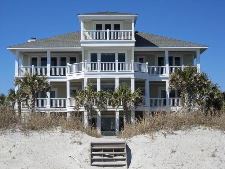 Rental Homes On Figure Eight Island