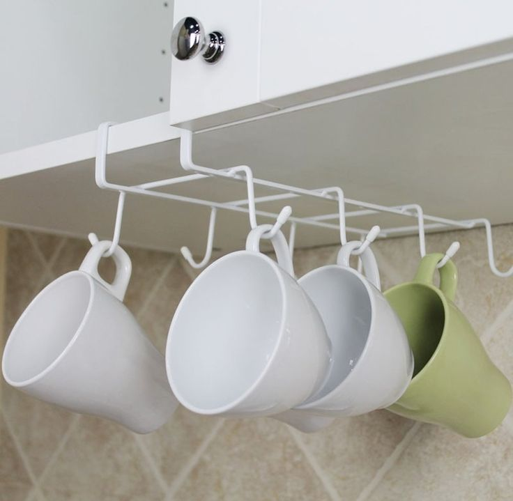 Nesting and stackable bowl sets, under-the-cabinet stemware storage, roll-up dish-drying racks, and 21 other products that will make your kitchen look way more spacious than it really is. If you can't upgrade to a bigger kitchen, the second-best thing is creating the illusion of more space.