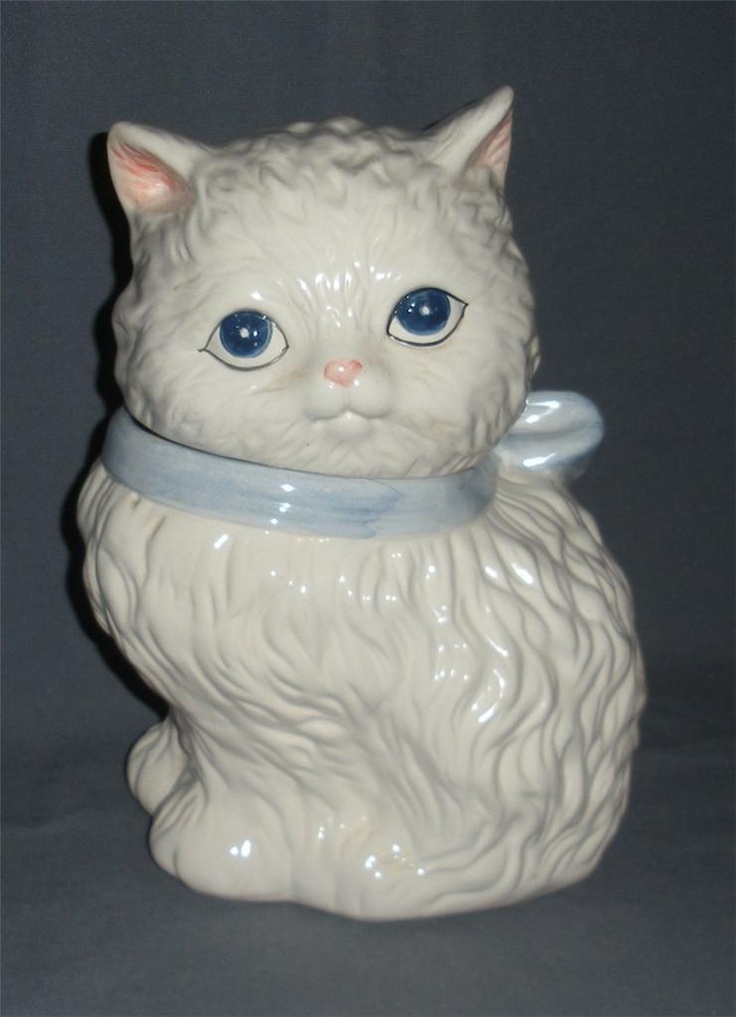 Excellent 381 best Cookie Jars images on Pinterest | Vintage cookies  ZS15