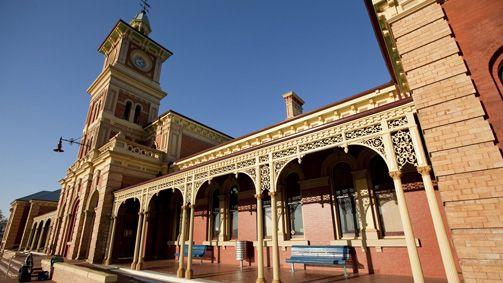 Albury Wodonga, The Murray, Victoria, Australia
