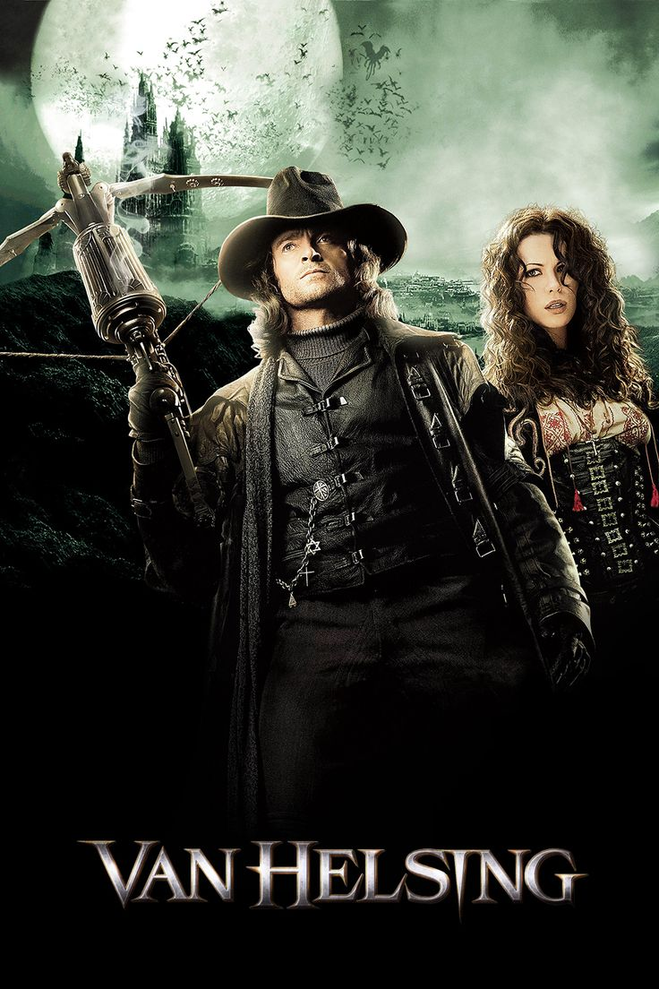 Favorite Movies: Van Helsing