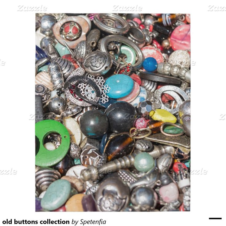 old buttons collection jigsaw puzzle