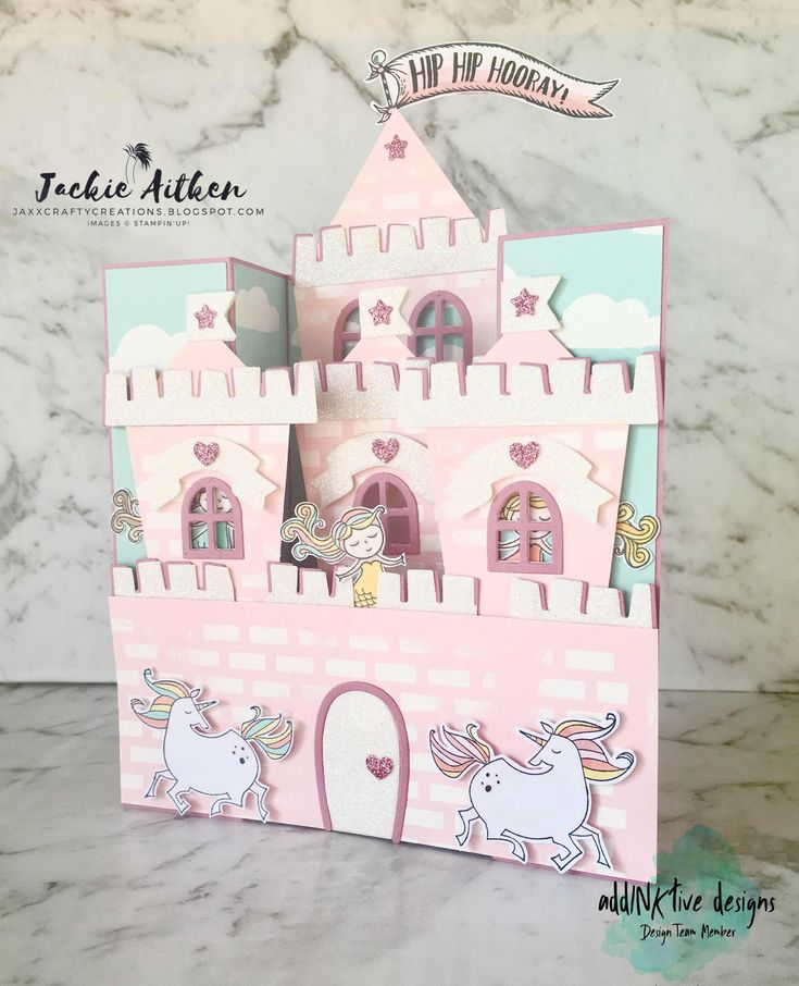 Magical Day Fairy Castle - AddINKtive Designs