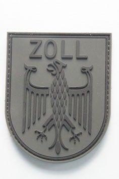 "Neu! Der Patch ""Zolladler -BlackOps-"" PVC-Patch mit Klett, 8cm x 6,5cm  www.zollpatch.com  #zoll #zollfahndung #customs #douane #patch #zollpatch.com #thinblueline #thinbluelinegermany"