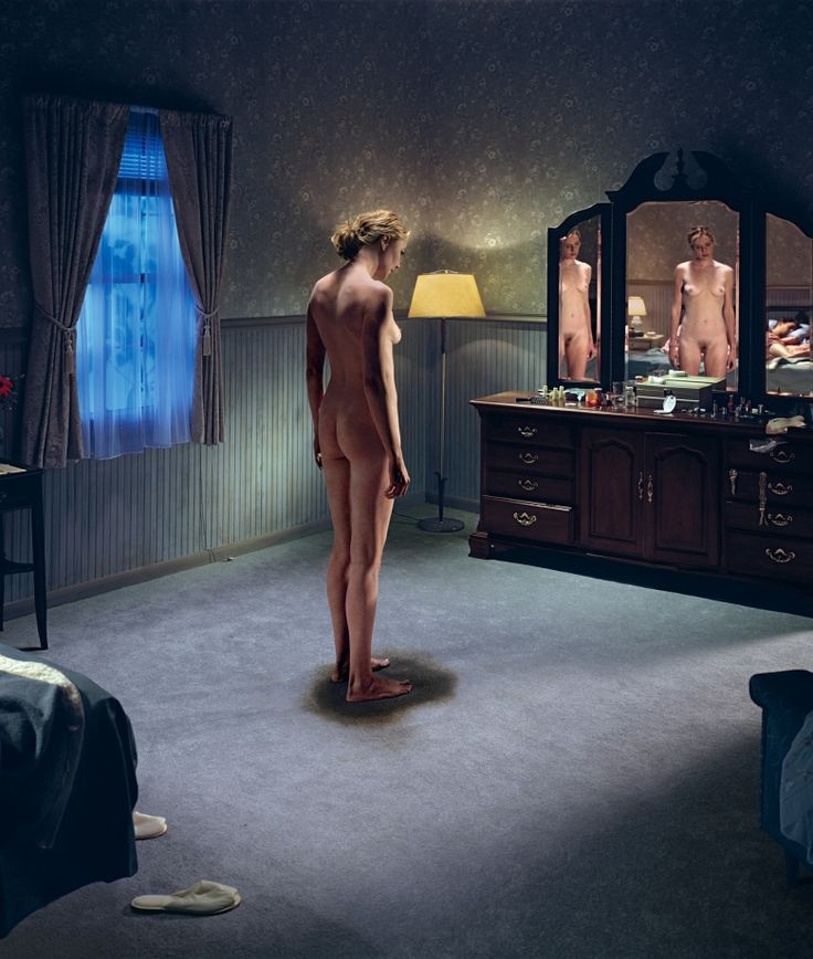 Gregory Crewdson - Untitled (woman stain) 2001