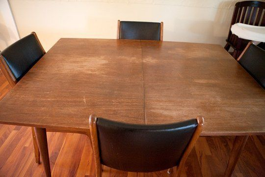 17 Best ideas about Teak Dining Table on Pinterest