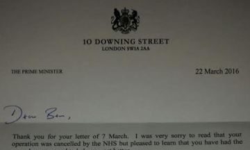 Mum Disappointed By David Cameron's Response To Son's NHS Funding Plea