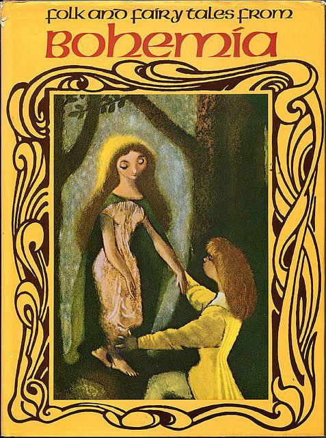 Jiri Trnka - Folk and Fairy Tales from Bohemia - Cover | Flickr – Condivisione di foto!