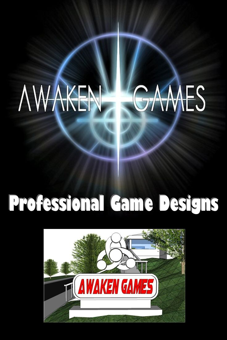 Awaken Games, Providing Expert Game Designs to developers large and small for over 35 years, for such Companies as NAMCO, CAPCOM, Midway Home Entertainment and many more.