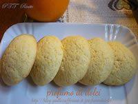 Biscotti morbidi all'arancia | Ricetta