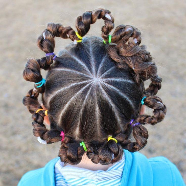 crazy hairstyles