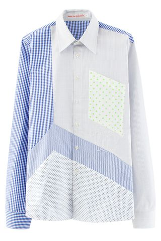 This shirt could be styled from 'The Blouse Perfected' www.cuttinglinedesigns.com