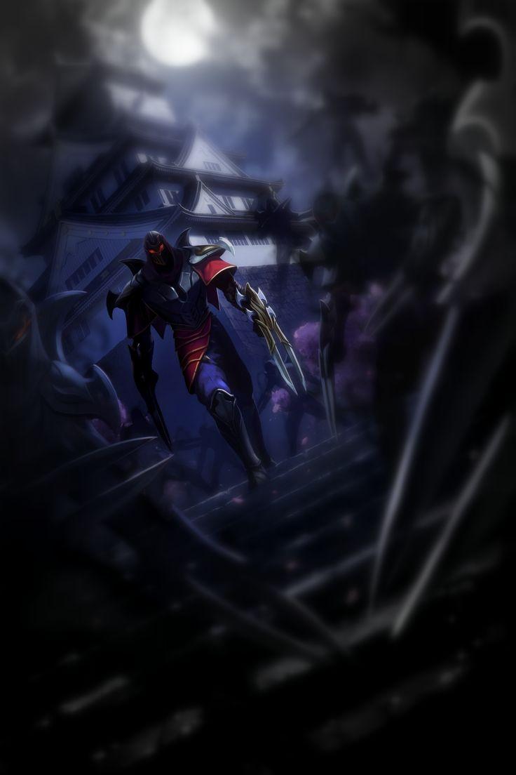 Zed League of Legends  #3 by xguides.deviantart.com on @deviantART #WallPaper