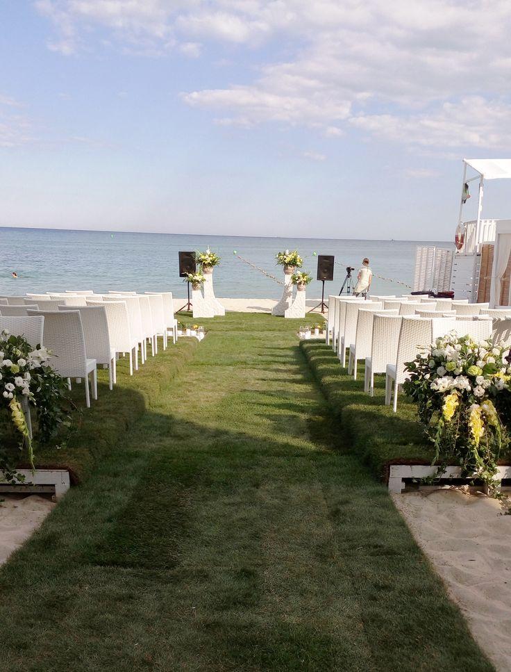 Свадьба на пляже / Фотофорум / Burdastyle