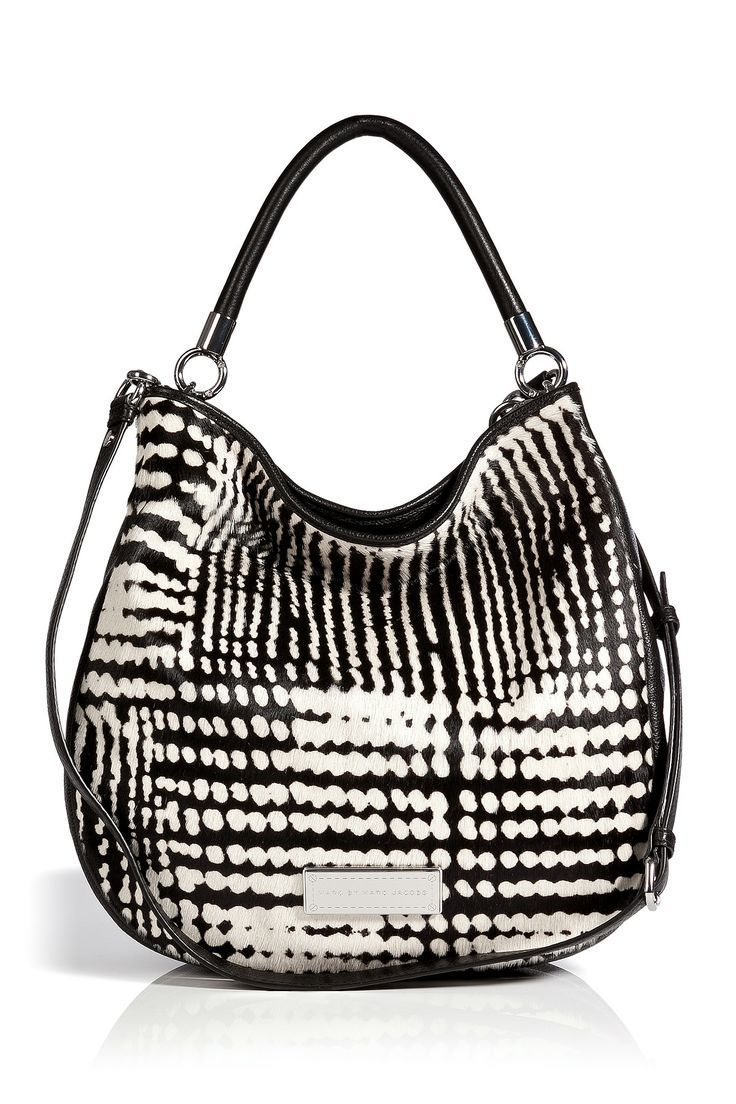 Haircalf/LeatherHoboBagfromMARCBYMARCJACOBS   Luxury fashion online   STYLEBOP.com