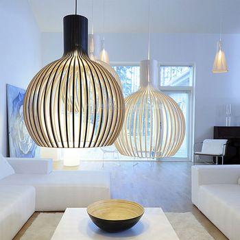 Modern minimalist fashion hallway entrance hallway stairwell chandelier lamp art lighting , wrought iron balconies round special
