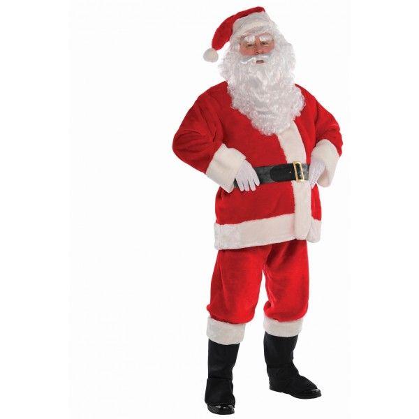 Santa Suit Plush
