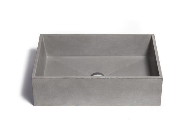 concrete wash basin URBI et ORBI design 2013