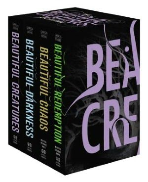 The Beautiful Creatures Complete Collection. Love this series and soon to be a movie too :)