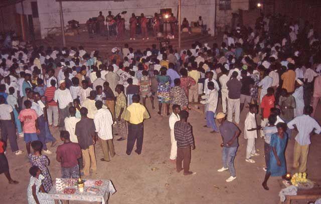 Concert Party (Eyre 1993)