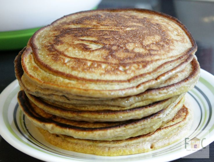 Basic Gluten Free Pancakes