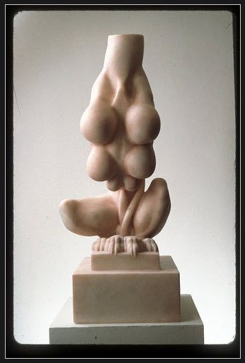 """""""Nature Study"""" (1984), by Louise Bourgeois"""