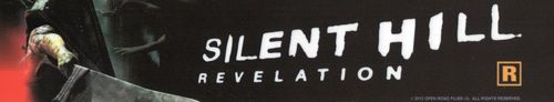 Check out this cool theater mylar for the movie Silent Hill Revelations!