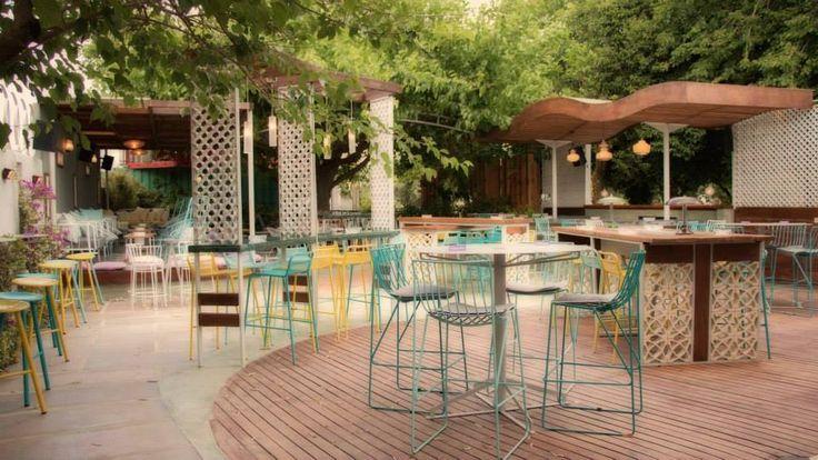 le jardine cocktail bar