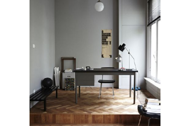 Minimalism in the Workspace: 12 Rooms That Prove It's Possible | California Home + Design