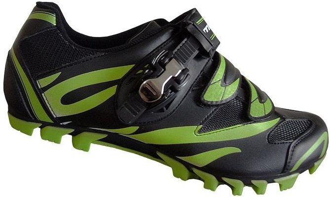 Tretry Merida MTB 165D-M-PMI černo/zelené | Freeport Fashion Outlet