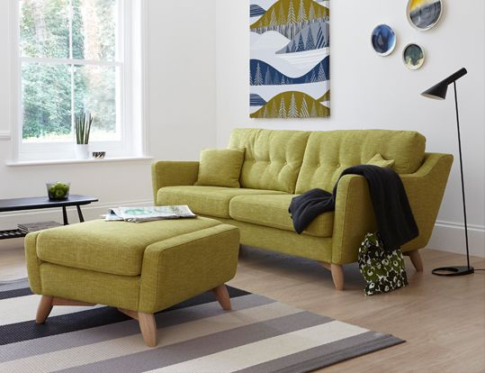 How to make the most of a small living space - Rodgers of York. #interiors