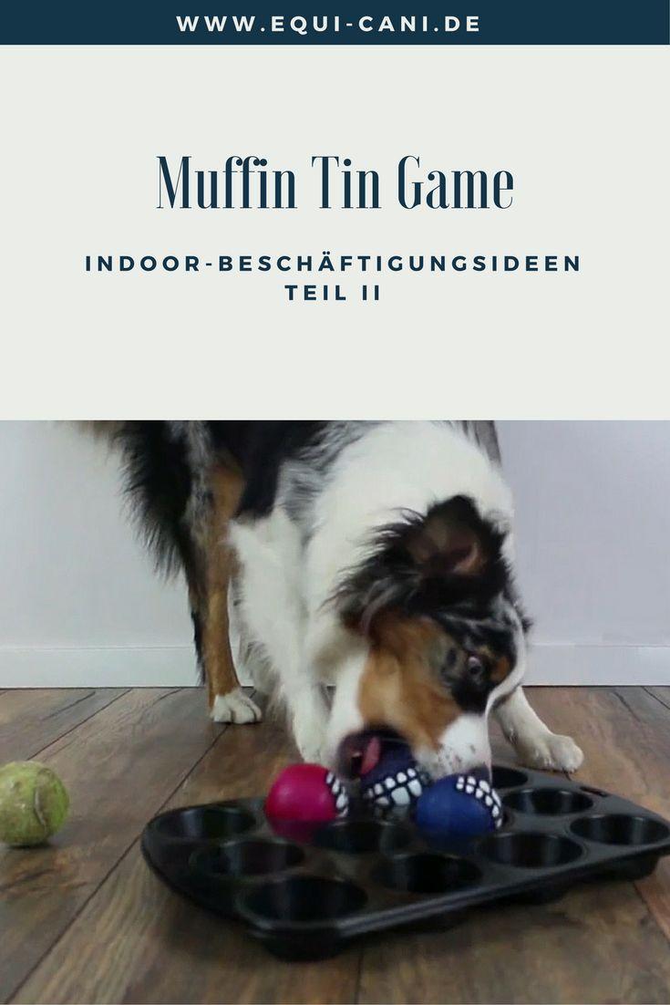 Indoor-Beschäftigungsideen Teil II: Muffin Tin Game