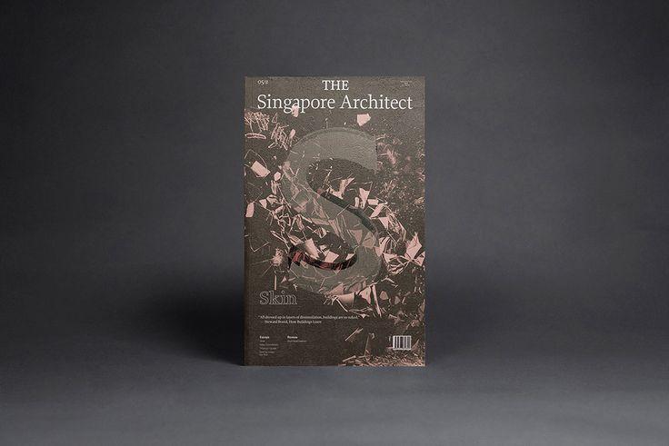 The Singapore Architect—05 on Behance