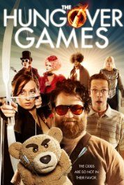 The Hungover Games (2014) Poster 06.04.14