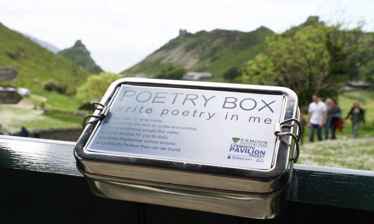 Poesie in scatola diventano un libro