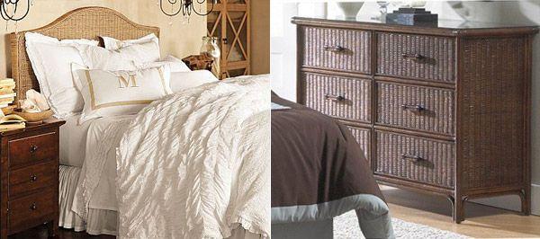 Плетеный комод - очень круто. Он добавляет пространству стиля, особенно если сплетен на заказ и индивидуален, как его хозяева
