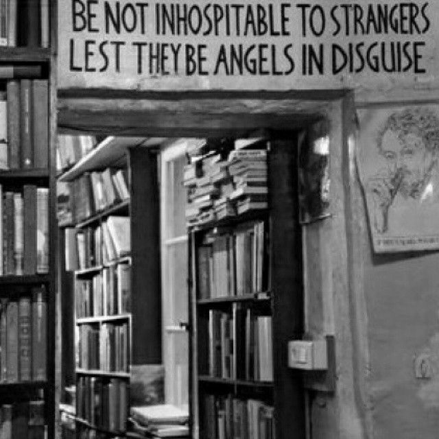 """But Paris was a very old city and we were young and nothing was simple there, not even poverty, not sudden money, not the moonlight, not right and wrong, not the breathing of someone who lay beside you. Ernest Hemingway, """"A moveable feast."""" #shakespeareandcompany #georgewithman #sylviabeach #hemingway #joyce #erzapound #fitzergald #gertrudestein #paris"""