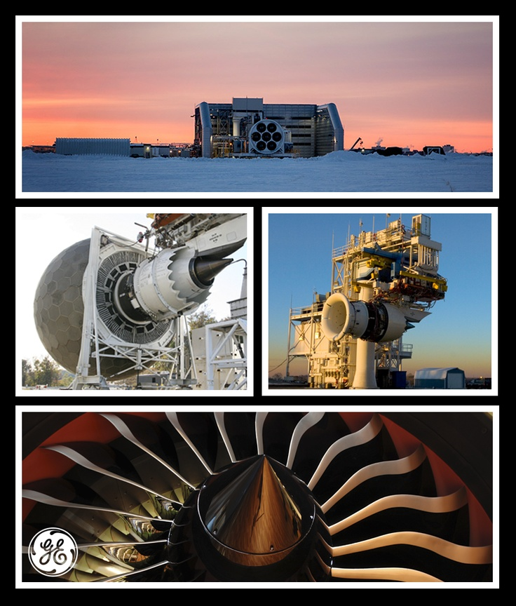 A jet engine has many parts that make one brilliant machine.