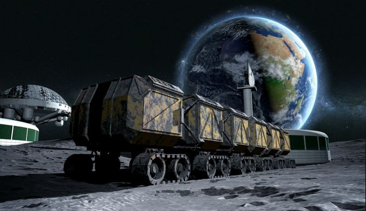 Moon Express: Private Company Set To Get Rich Quick From Mining Moon Rocks