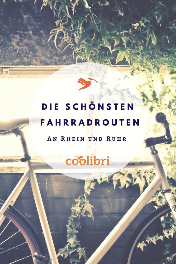 15 Fahrradtouren Durchs Revier Unsere Lieblingsstrecken