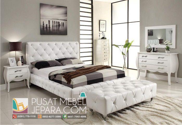 set-kamar-tidur-modern-putih-snow-white