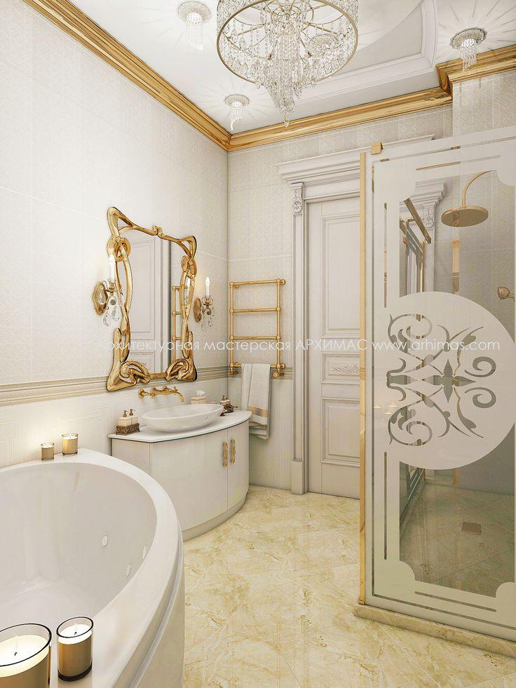 Дизайн интерьера в Одессе  Жилых комнат - 2 Ванных и с/у - 1