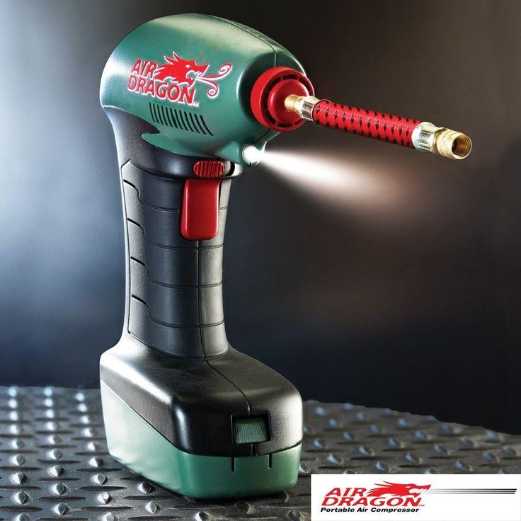 Air Dragon es el compresor personal que utiliza un pistón para inflar neumáticos de autos, motocicletas, bicicletas; también le ayudará con sus balones deportivos, colchones de aire y más. ¡Cómprela ahora! (+57) 3176404688