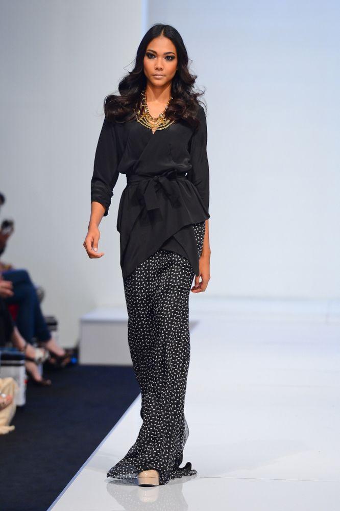 Alia Bastamam of Malaysia | Resort 2014 6