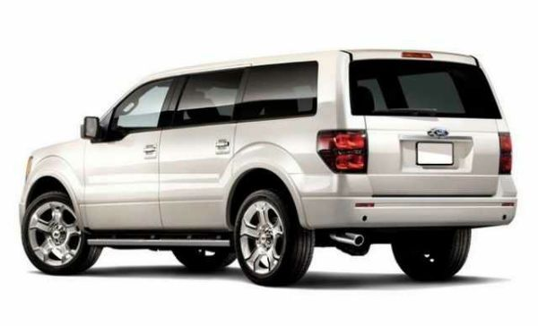 2016 Ford Expedition Model
