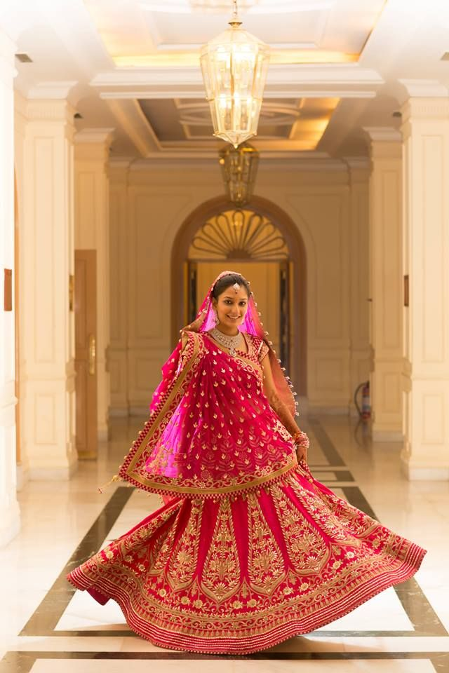 Bride's Outfit by Anita Dongre