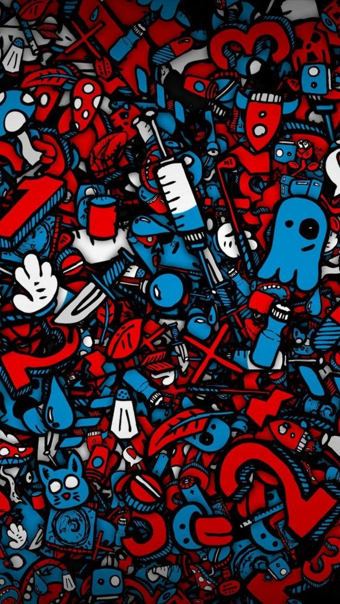 Pin By Sriman Sanjai On Doodle Graffiti Wallpaper Iphone
