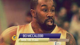 TIEMPO DE DEPORTE: Bo McCalebb ya es nuevo base del Herbalife Gran Ca...
