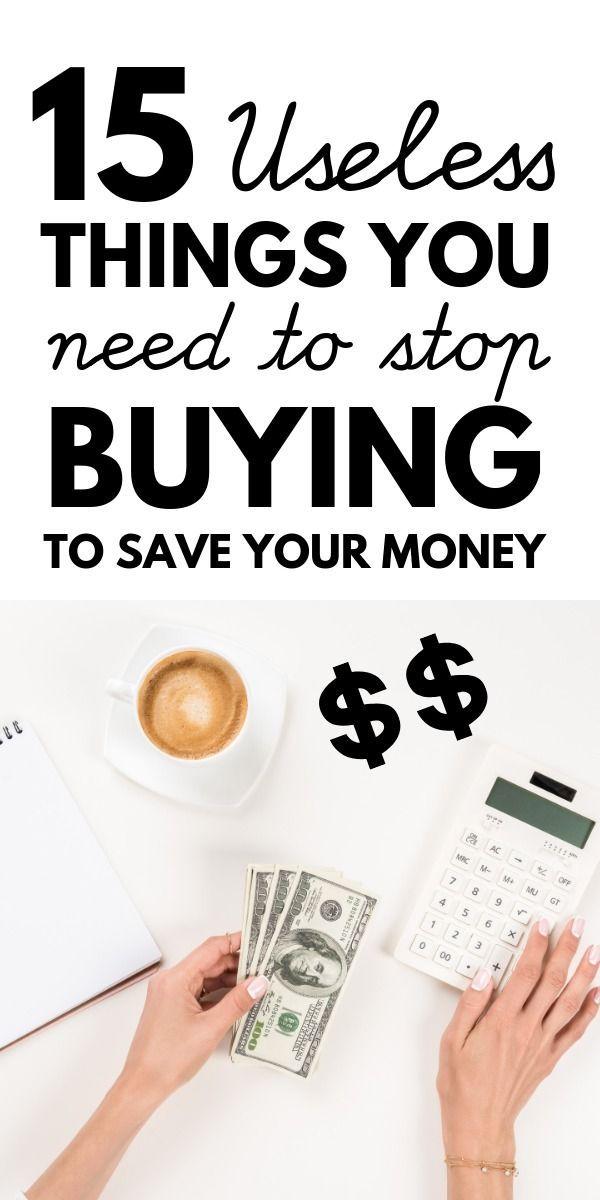 Verschwenden Sie kein Geld mehr und sparen Sie schnell Geld mit einem kleinen Einkommen. Diese Dinge nicht zu bu …   – How To Save Money