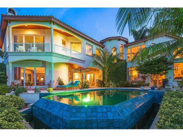 luxury listing of the day 58m waterfront property in florida thanksgiving ideaspool ideasswimming